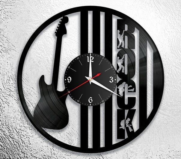 ЗОЛОТАЯ КОЛЛЕКЦИЯ 500 избранных макетов часов из виниловых пластинок