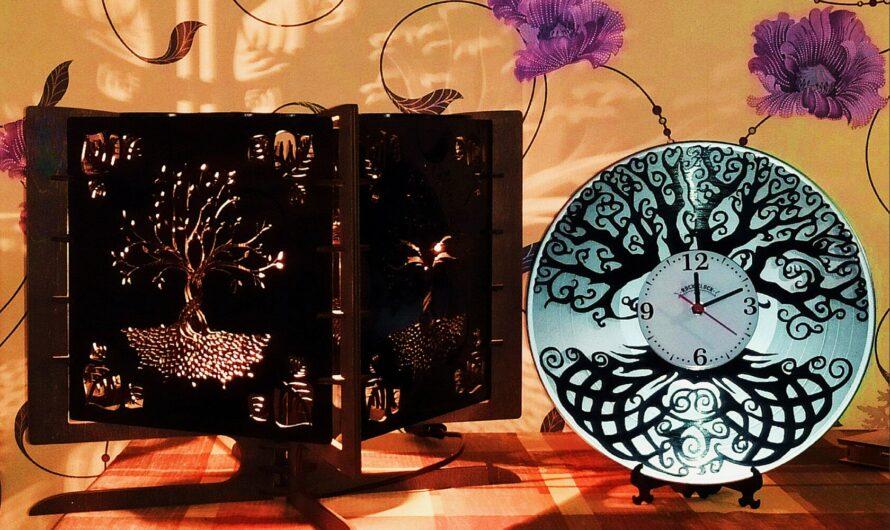 Эволюция изготовления часов и других изделий из виниловых пластинок